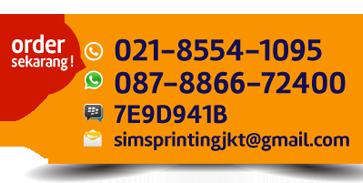 jasa cetak brosur online order sekarang